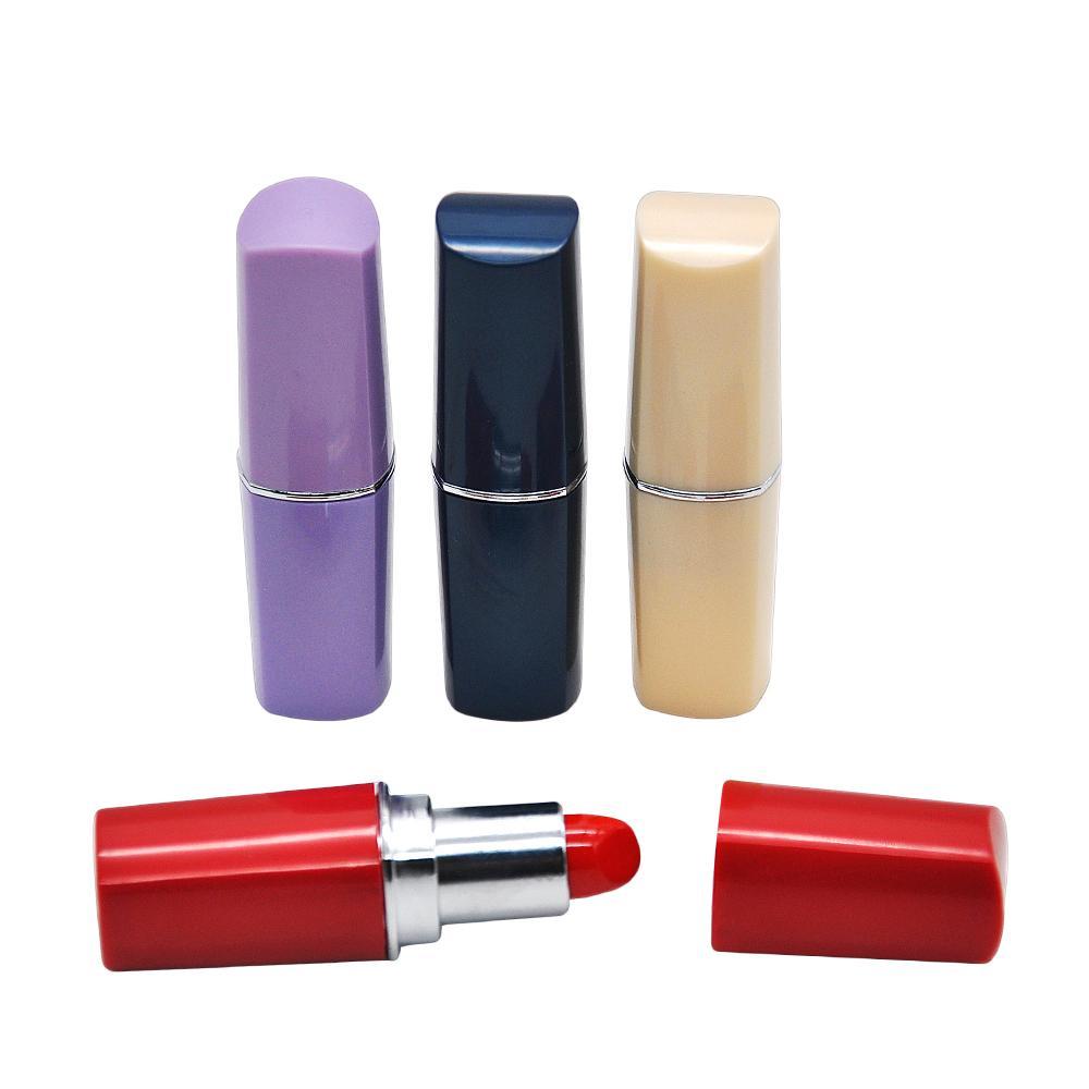 schöne lippenstift form flasche, snuff snorter rollmaschine papier shishahookah pfeife verdampfer verkaufen gut
