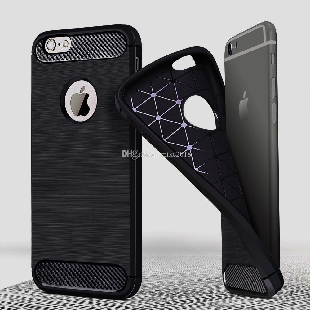 Soft Silicon for IPhone 6 Cases 6s Plus