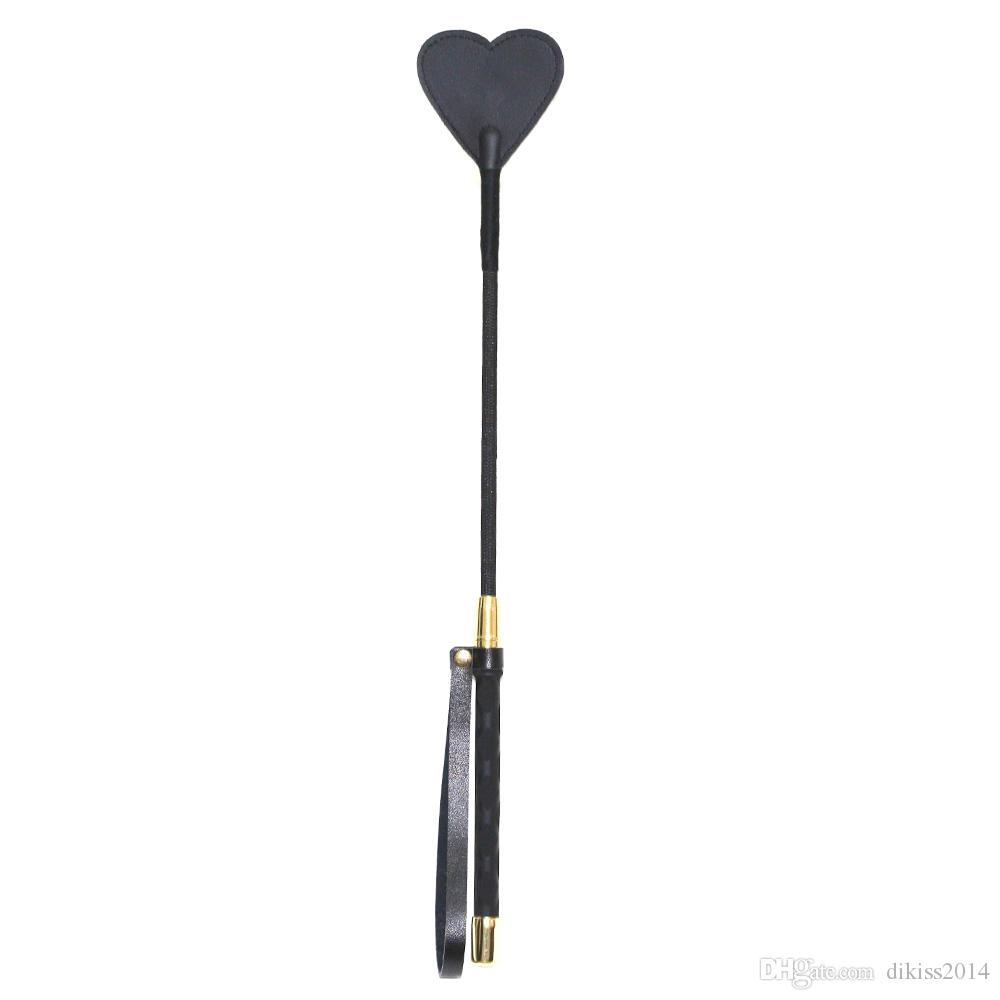 Black Spanking real Leather 100% Handmade Paddle Slave Flogger BDSM Game Fetish Whips Submission Alternative sex toys for couple
