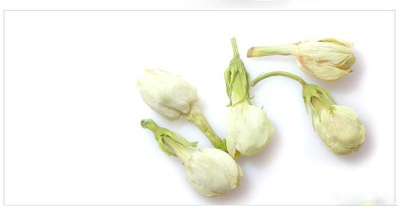 Preferência 50g Green Food Tea Saúde Tea Chá verde orgânico chinesa Early Spring Blooming Jasmine Flower Raw Nova Primavera