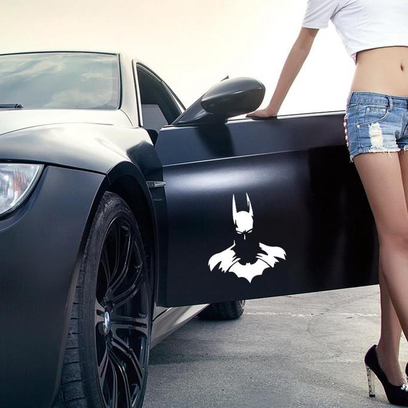 2018 Hot Sale Car Stying Batman Dark Knight Symbol Sticker Decal Car