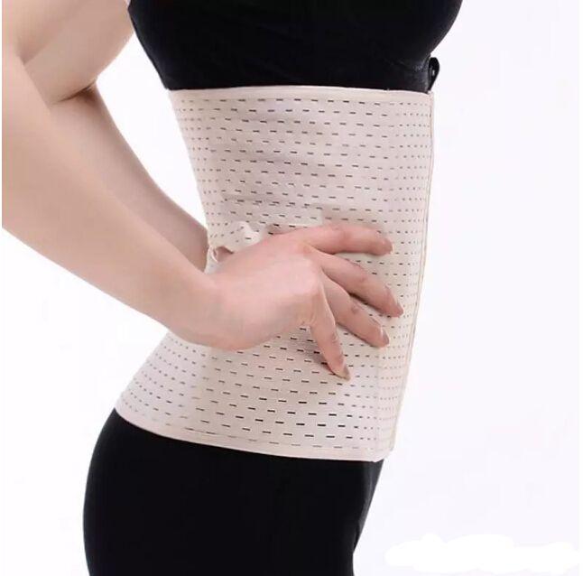 Boa Qualidade Nylon Preto Bodysuit Mulheres Trainer Cintura Tummy Shapewear Formação Espartilhos Cincher Corpo Shaper Bustier frete Grátis