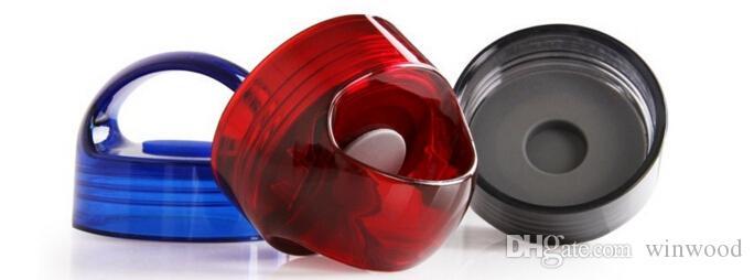 700 ML de Plástico Garrafa de Água Potável Infusor de Frutas para a Saúde Dos Esportes Juice Maker Melhor BPA Drinkware Free Beber Copos de Garrafas de Limão DHL