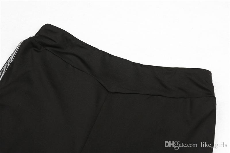 Nuovo arrivo Nuovo amore incantesimo lotta cuciture yoga traspirante leggings sportivi pantaloni femminili LW017 Leggings da donna