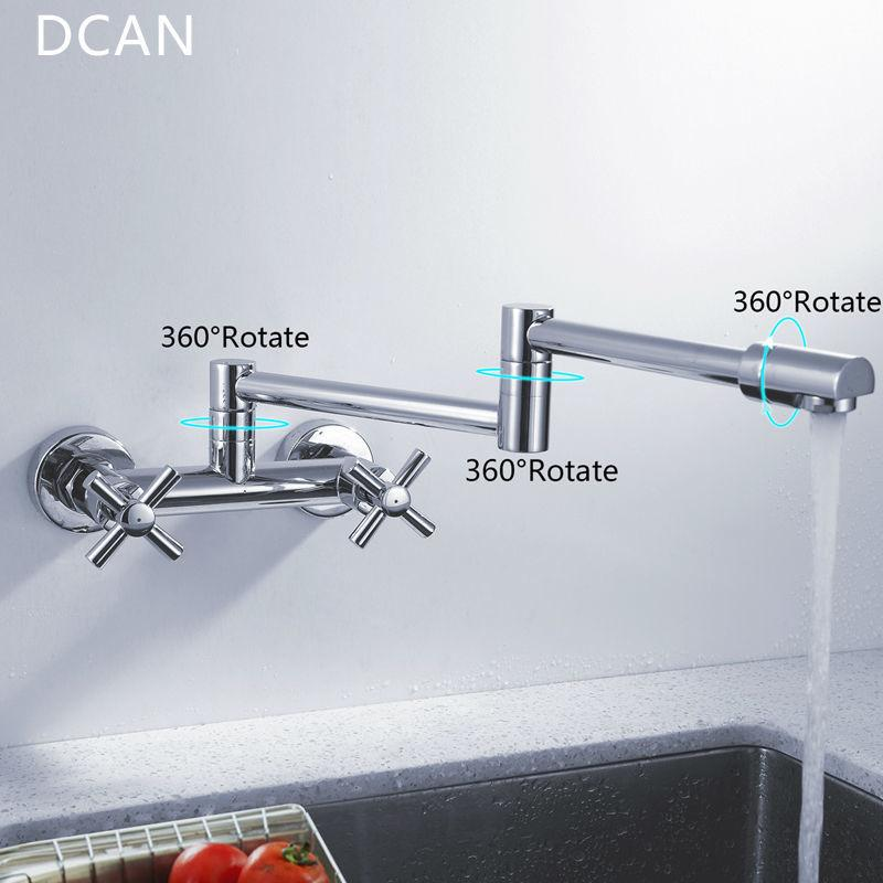 Discount Dcan Kitchen Sink Faucets Finish Folding Kitchen Faucets ...