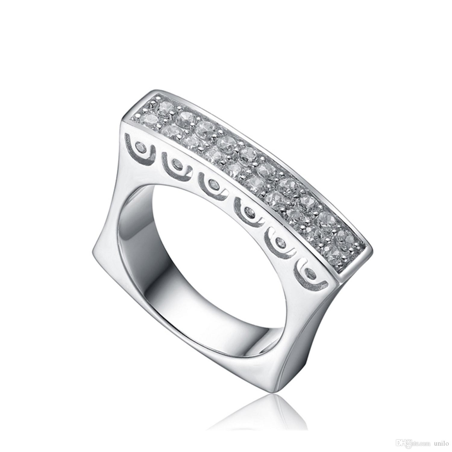 rings en ring diamond single halo with birks engagement angle square round wedding