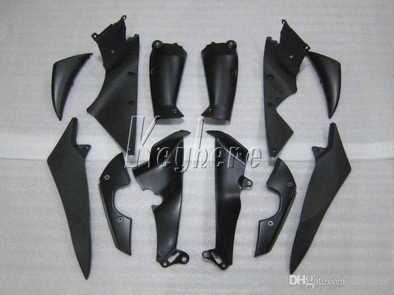 Carene motociclistiche Yamaha YZF R1 09 10 11 12 13 14 carenatura stampaggio a iniezione nero blu YZFR1 2009-2014 OR20