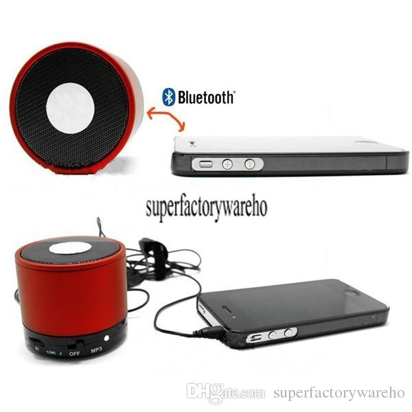 Altoparlante Bluetooth Vivavoce S10 Mini Altoparlante subwoofer portatile Altoparlante Bluetooth senza fili S10 PC Laptop Phone Computer