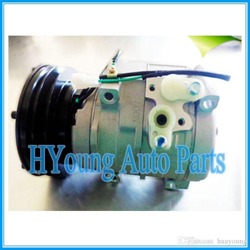 factory direct sale 10s17c car ac compressor for cat320 caterpillar excavator 320d 320c denso 231 air compressor buy air