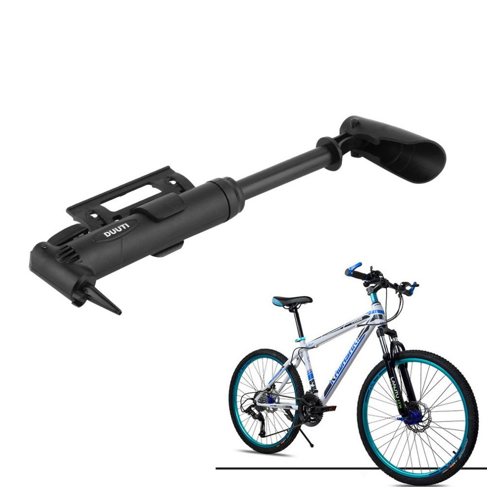 Bicycle Air Pump Inflator Tyre Cycling Bike Portable Multi-functional Ultralight