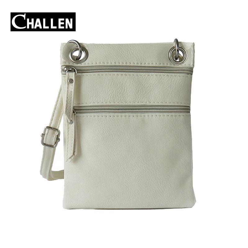 6ac8ea912c Wholesale Luxury Women Designer Bags Handbags Famous Brand Women Bag 2016  Leather White Shoulder Messenger Bag Female Small Clutch Purse