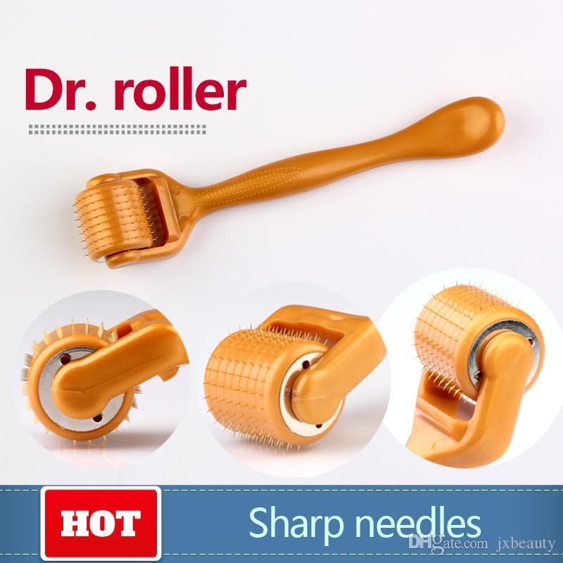 Kore cilt bakım ürünleri Dr.roller 192 mikro iğne derma silindir güzellik bakımı yüz kırışıklık sökücü