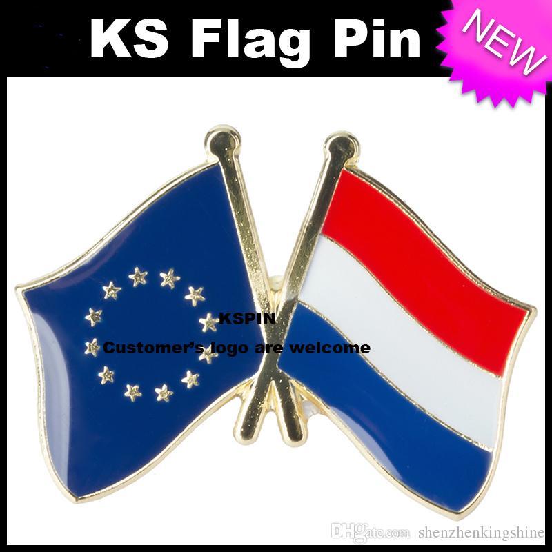 Pin della bandierina del distintivo della bandierina di amicizia del Jack China del Regno Unito molto trasporto libero 0003
