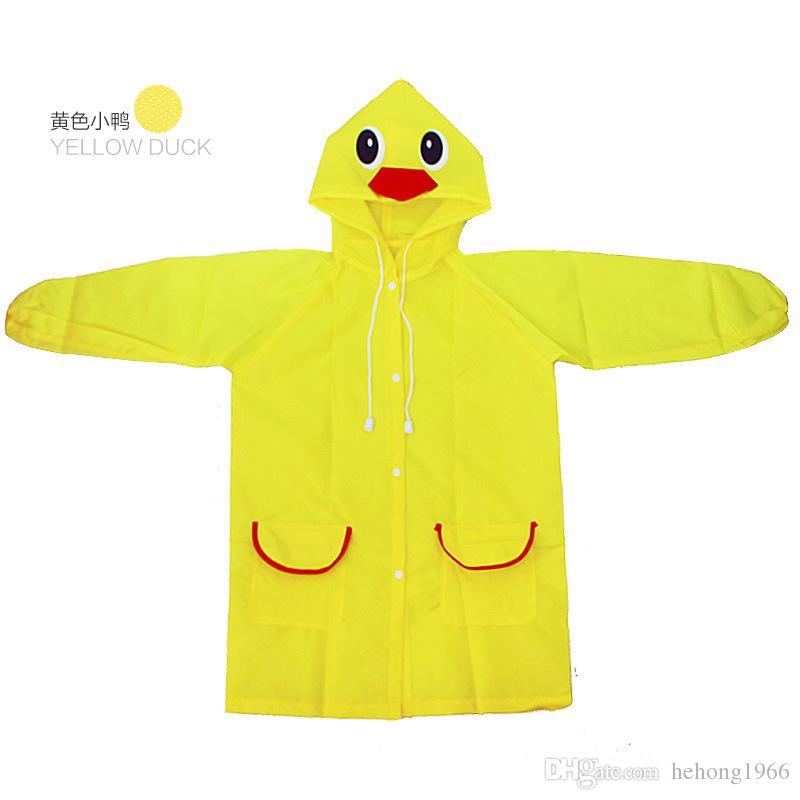 Animal Rainsuit Children Outdoor Articles Originality Rainy Day Walk Rainwear Frog Waterproof Raincoat Easy To Clean 9 8sb C R