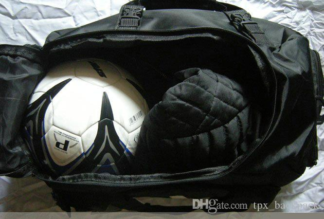 Haiti borsone Haitienne a totalizzatore nazionale Nuovo arriva Squadra di calcio zaino calcio 2 vie duffle spalla uso bagagli Sport Badge fionda confezione