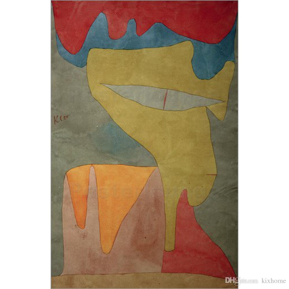 Großhandel Moderne Und Zeitgenössische Kunst Fräulein Paul Klee ...