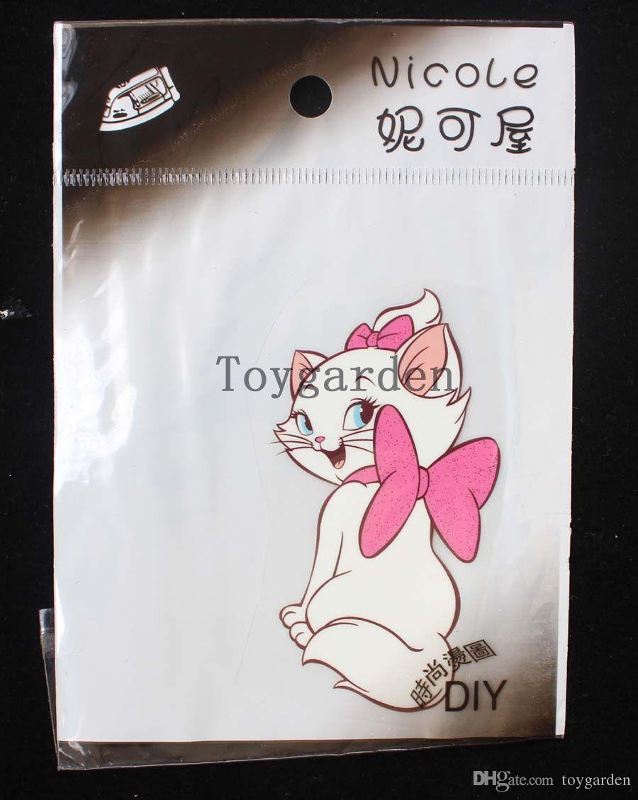 En gros Design vêtements décoration DIY Iron Sticker / Fer Individuel Sur Transfert De Chaleur Glitter Autocollant Livraison gratuite