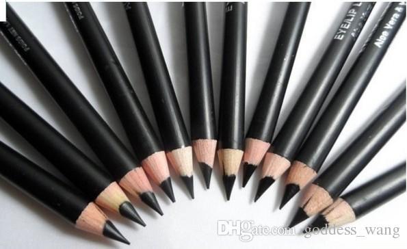 ENVÍO GRATIS NUEVA marca de maquillaje lápiz delineador de ojos, negro marrón y color mezclado
