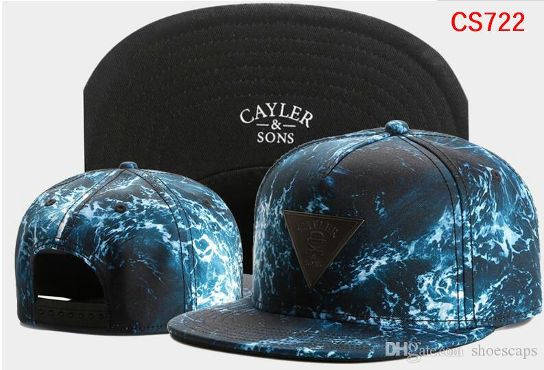 c962ee12ab8 Wholesale Cayler   Sons Baseball Caps Embroidery Hats Snapback Caps ...