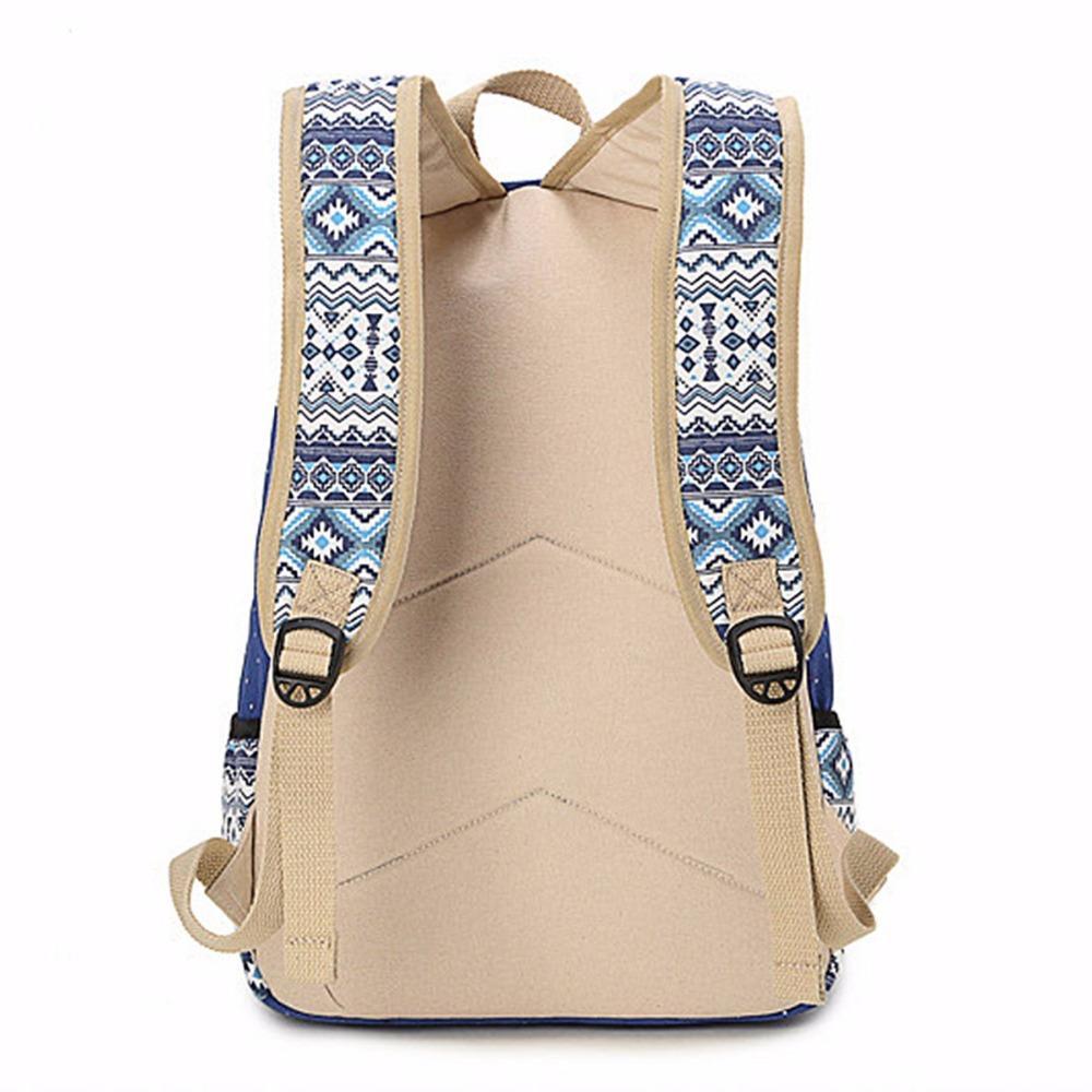 Wholesale SUNBORLS Brand Canvas Printing Backpack Women Cute School  Backpacks For Teenage Girls Vintage Laptop Bag Rucksack Bagpack Female  Small Backpack ... 733c09238952b