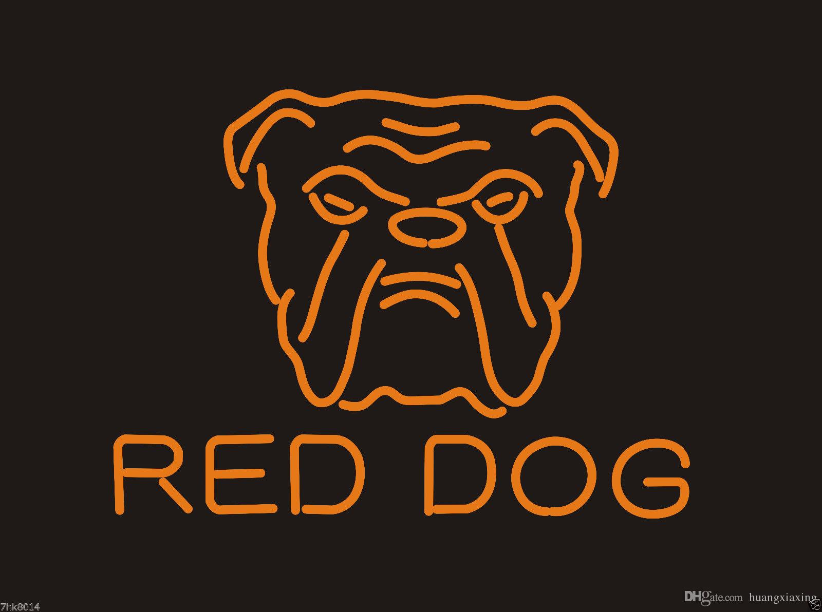 New ed dog glass neon beer signs pub bars neon light red blue 17 19 new ed dog glass neon beer signs pub bars neon light red blue 17 19 32 ed dog ed dog neon ed dog neon signs online with 30533piece on huangxiaxings aloadofball Gallery