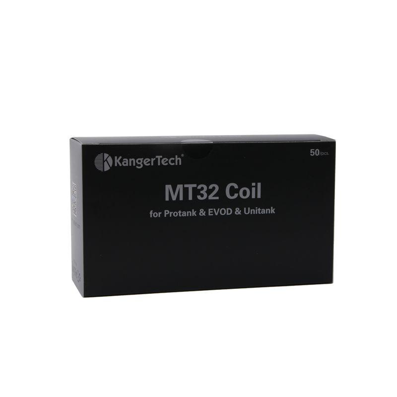 Kangertech COIL jednostka Canger Wymiana Cewki do mini Protank II Evod Glass Connection 100% Oryginał
