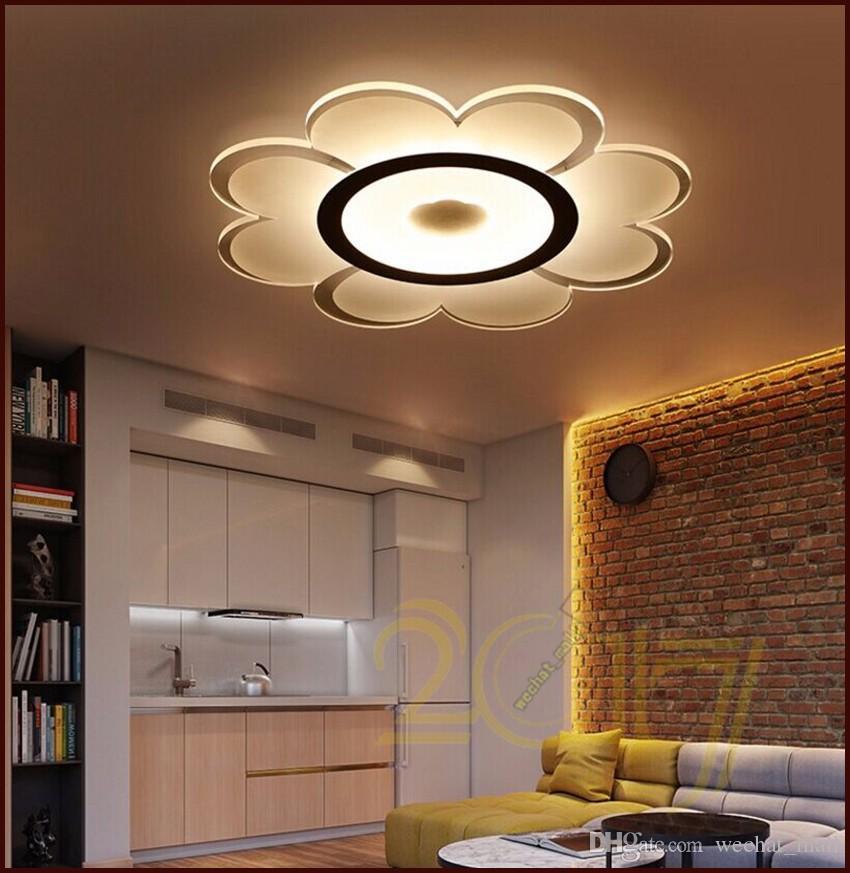 wohnzimmer fuehrte deckenleuchten. Black Bedroom Furniture Sets. Home Design Ideas