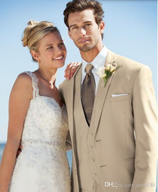 Yeni Geliş erkekler suit Custom made damat Düğün Takımları moda Groomsmen parti balo smokin Suits Ceket + Pantolon + yelek