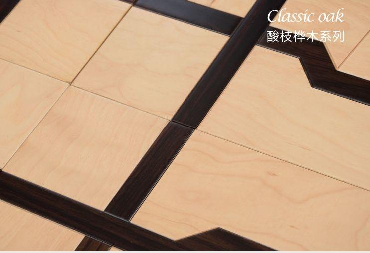 2019 Rosewood Wood Timber Flooring Parquet Walnut Flooring Wooden