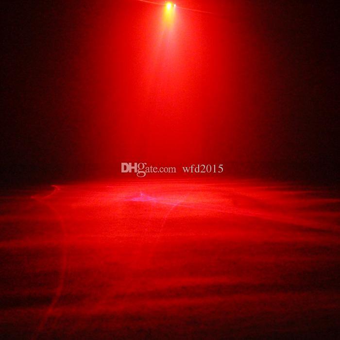 Mini RG Red Green Aurora Projector Stage Equipment Light 3W RGB LED Mixing Effect DJ KTV Show Holiday Laser Lighting LL-A200RG