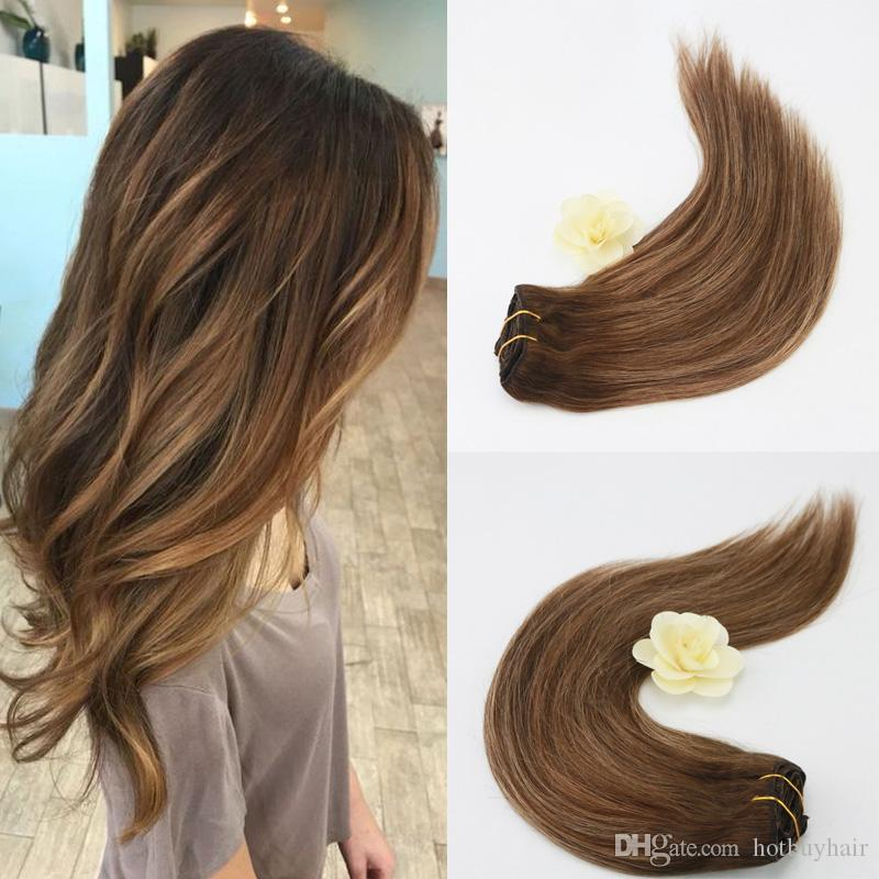 Unprocessed Wholesale Cheapest 100g Human Hair Pieces Full Head