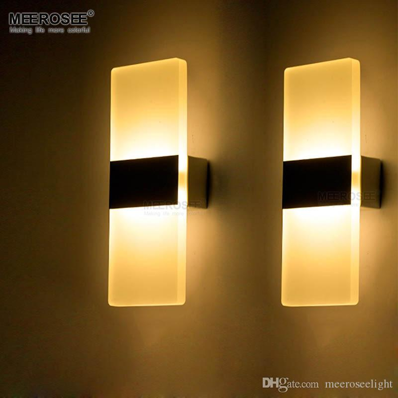 Online Cheap Modern 6w Led Wall Lights Bathroom Lighting High ...