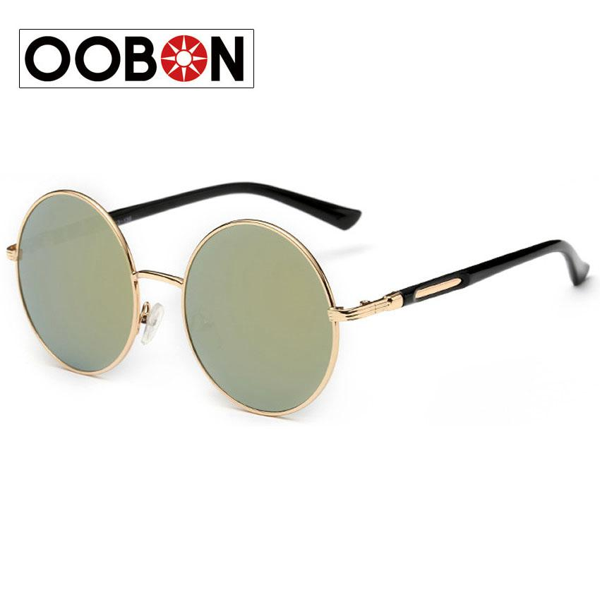 ff2b27f433abe Wholesale New Brand Designer Classic Round Sunglasses Men Small Vintage  Retro John Lennon Sun Glasses Women Driving Metal Eyewear John Lennon  Sunglasses ...