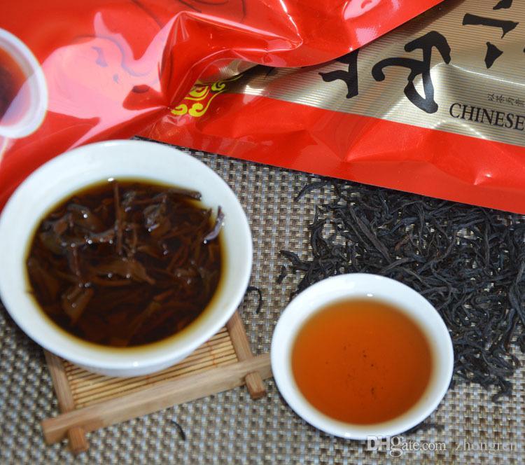 [честолюбие] 2019 высший сорт черного чая Лапсанг Сушонг 250 г красный чай здоровый зеленый еда теплый желудок Чжэншаньсяочжон