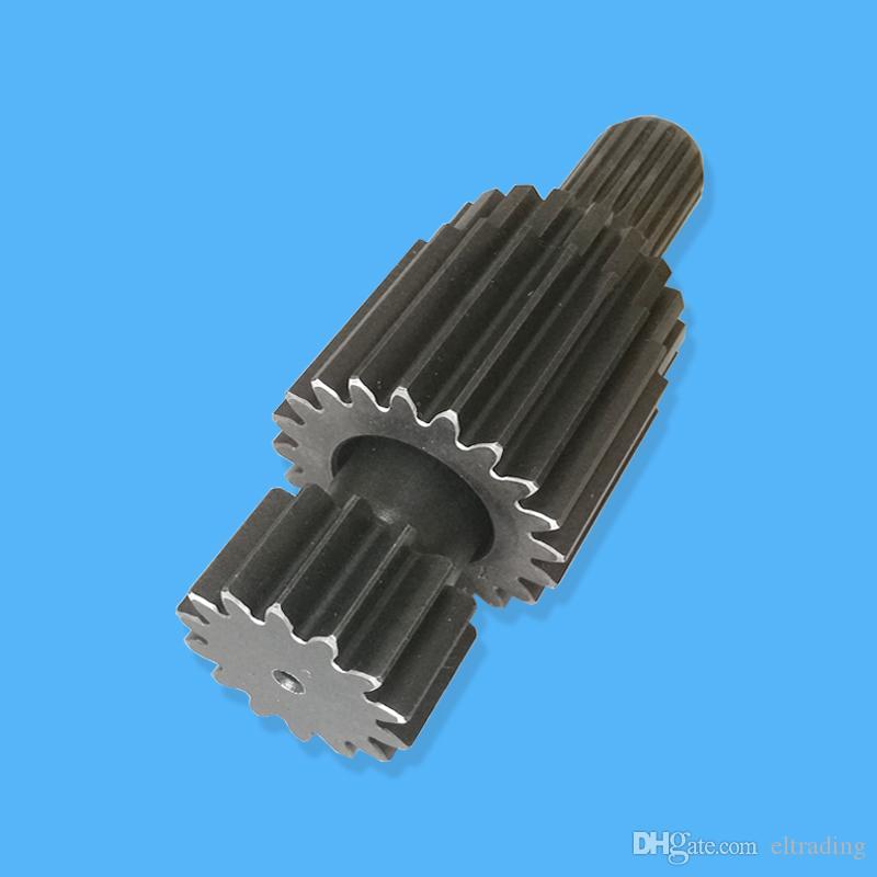 Hitachi Excavator EX135 EX120-2 EX120-3 EX120-5 Sun Gear Shaft 1st 2028798 and Sun Gear 2nd 3043237 for Final Drive Travel Gearbox