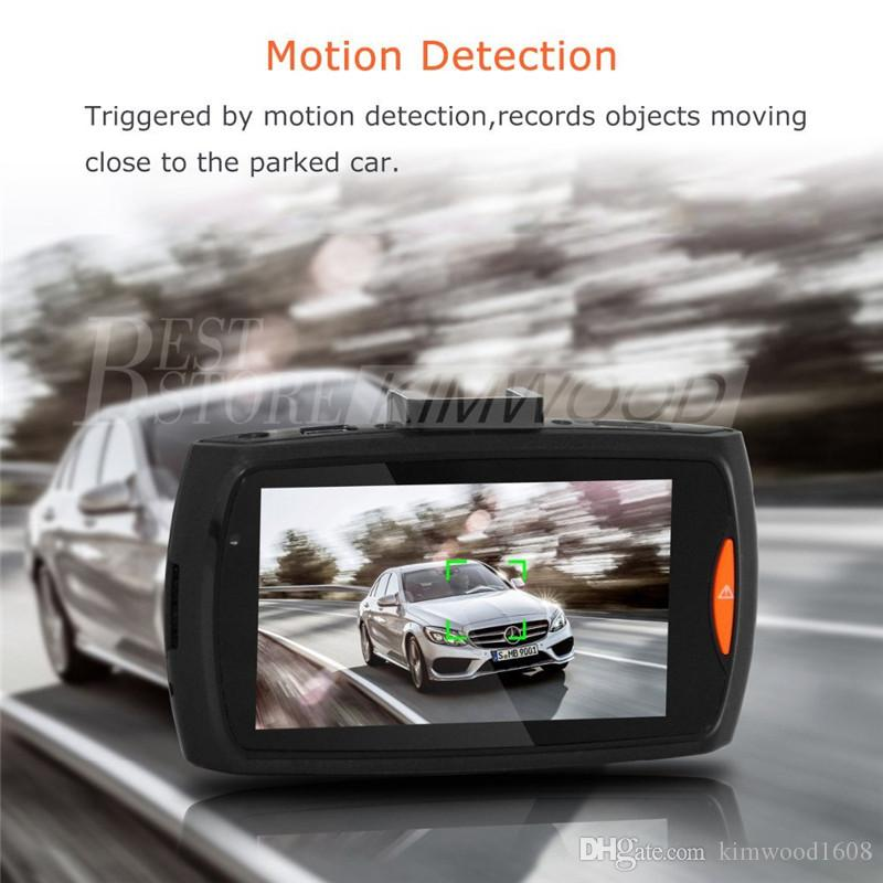 Nuovo alta qualità 100 Wide Angle 1080P Car Camera Recorder Easy Drive G30 Car Detector, Motion Detection Night Vision