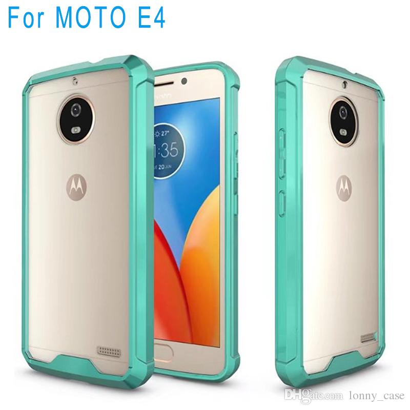 motorola g4. cool for motorola moto g5 plus g4 play e4 armor case clear hybrid bumper shockproof back cover phone accessories customize your own