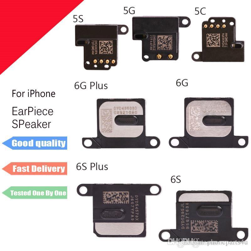 Купить Оптом Наушники Для Наушников Для Apple IPhone 6 Плюс 6G 5 5G 5S 5C 6s  7 Прослушивание Звука Iphone6 Запасная Часть Ремонта Отphoneparts4u В ... 5d62ec8e2861c