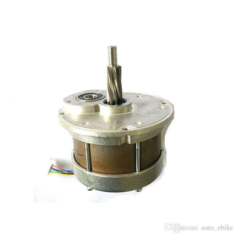 moteur intérieur tongsheng pour TSDZ2 moteur central électrique de vélo central pour le remplacement du moteur central TSDZ2 36V 250 / 350W
