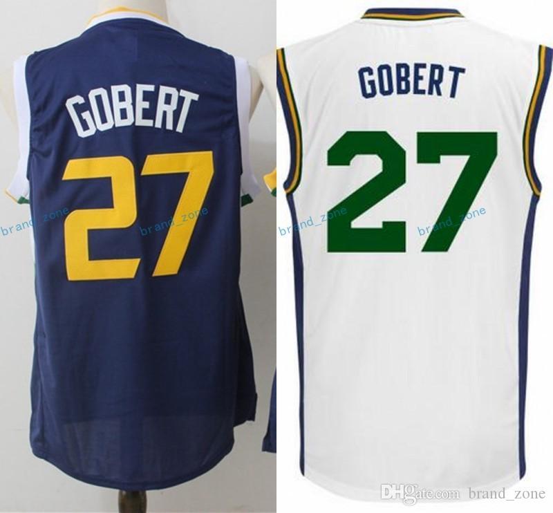 promo code 27f68 ff2dd 27 rudy gobert jersey zone
