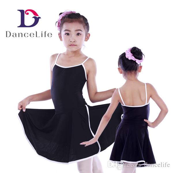 f5c636358ca4 2019 Child New Ballet Dress C2153 Kids Show Dancewear For Sale Black ...