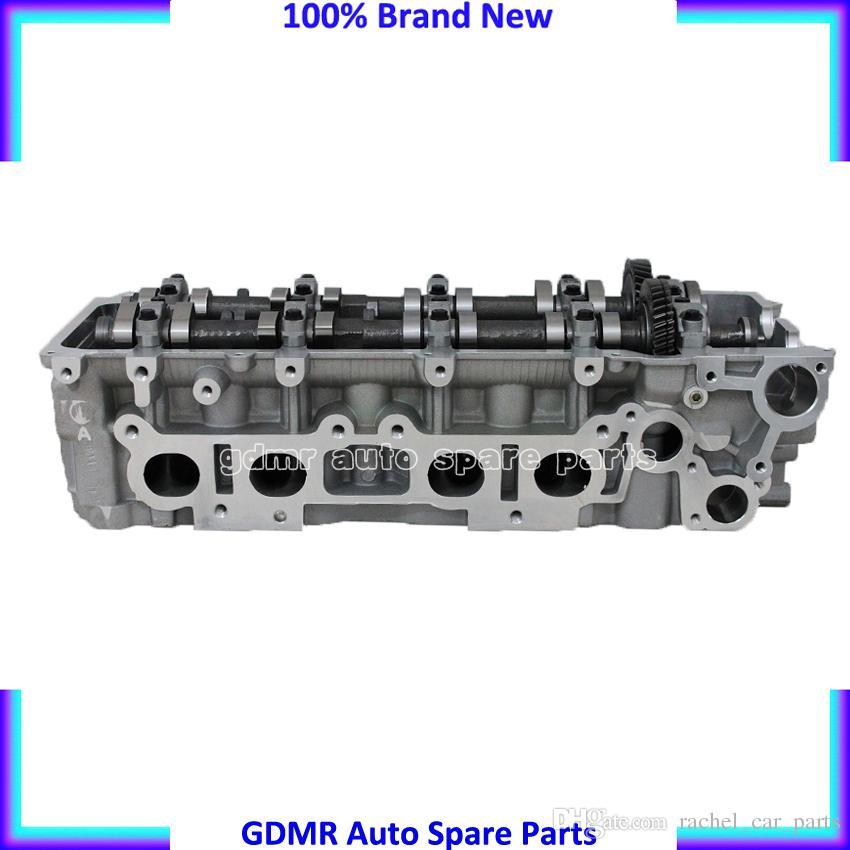 Motor parçaları Toyota 4Runner treni Dyna 200 T100 Tocoma Hiace Hi-lux Kara kruvazör J9 Prado 2693cc için tam Silindir kafası 3RZ-FE