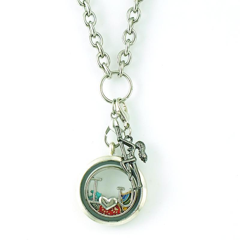 Jinglang سحر مع المشبك جراد البحر استرخى الرجعية الدائمة القطب الرقص الفتيات المعلقات diy سحر لصنع المجوهرات الملحقات