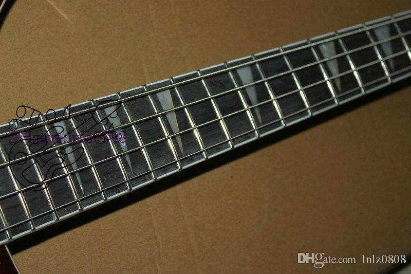 Wholesale guitars NEW 4 string Bass 4003 Electric Bass guitar Fire Burst from china
