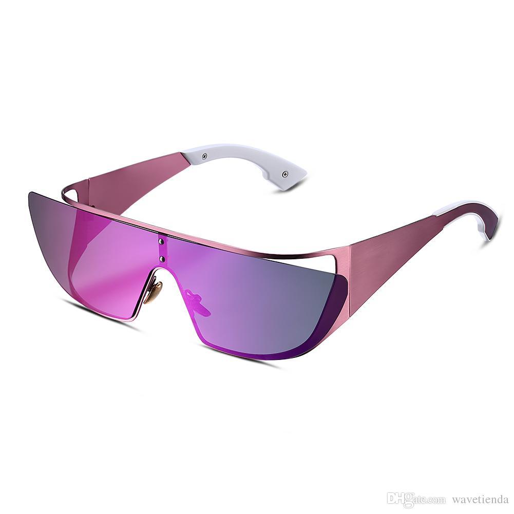 Compre Dazzle Gafas De Color Marco Completo Gafas De Sol Conjuntas ...