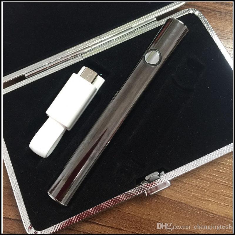 Kit Vaporizador mais quente BUD Toque Vape Caneta Kit Itsuwa Amigo 510 eSmart Bateria Max Bateria Com Carregador USB DHL livre