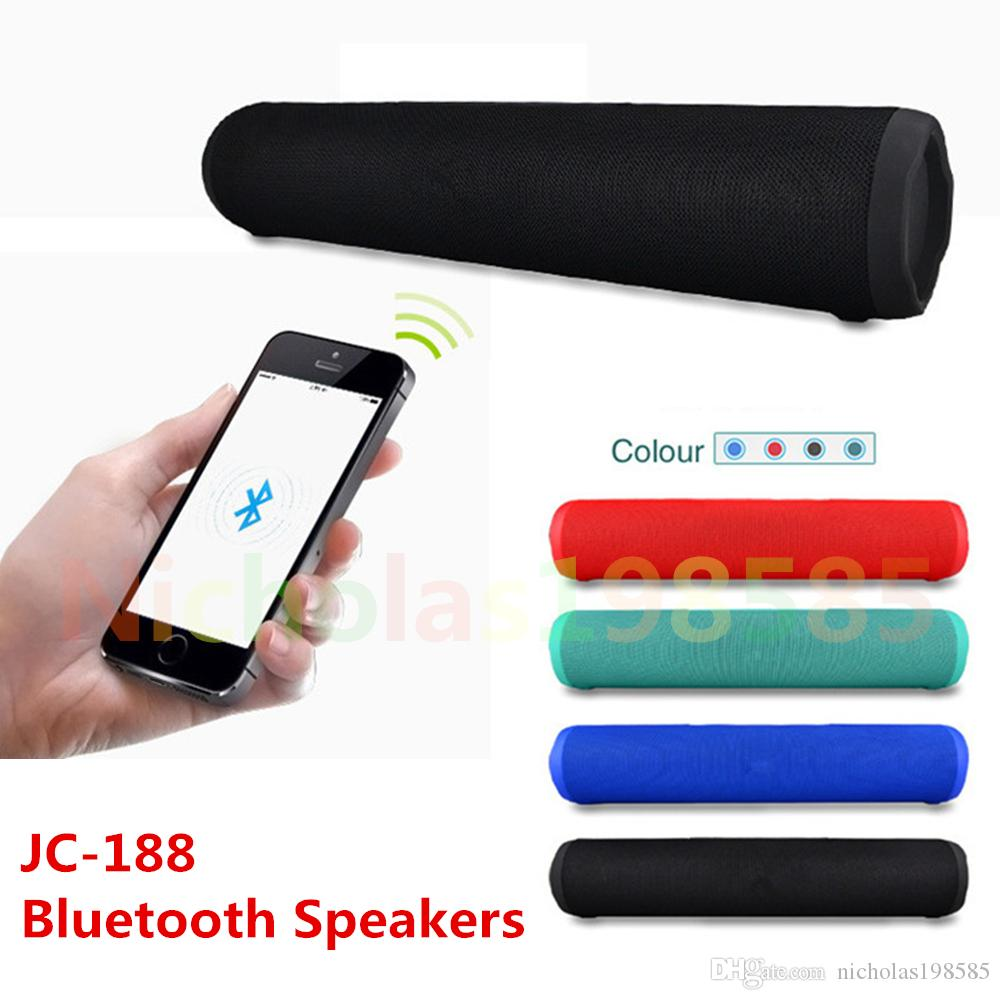 Best Quality Jc 188 Wireless Portable Speaker Bluetooth Subwoofer Multimedia Jt 909 Waterproof Outdoor Hi Fi Speakers Top Support Usb Tf Mp3 206 208 At