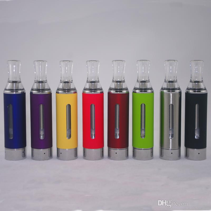 MT3 Cartomizer Electronic Cigarette No Cotton Wick Hole 2.4ml Bottom Heating Coil Detachable Atomizer Clearomizer for EGO EGO-C EGO-W EGO-T