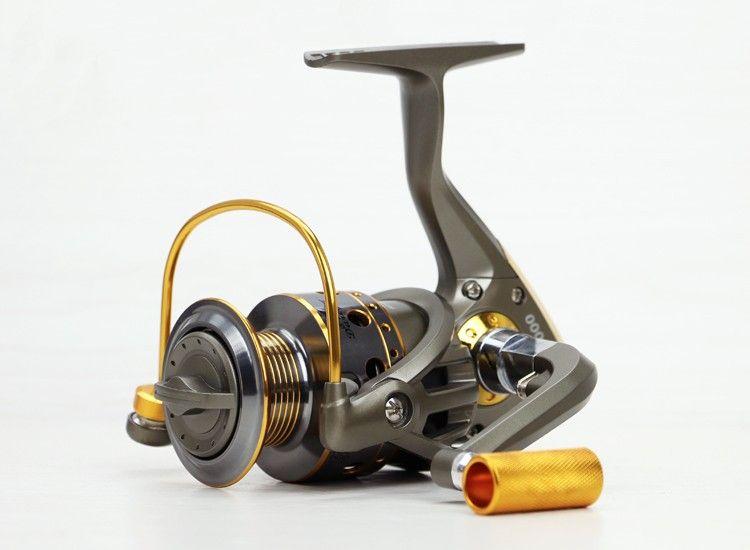 New model Spool fishing reel Aluminum Spinning fly rock fishing reels bait casting boat wheel