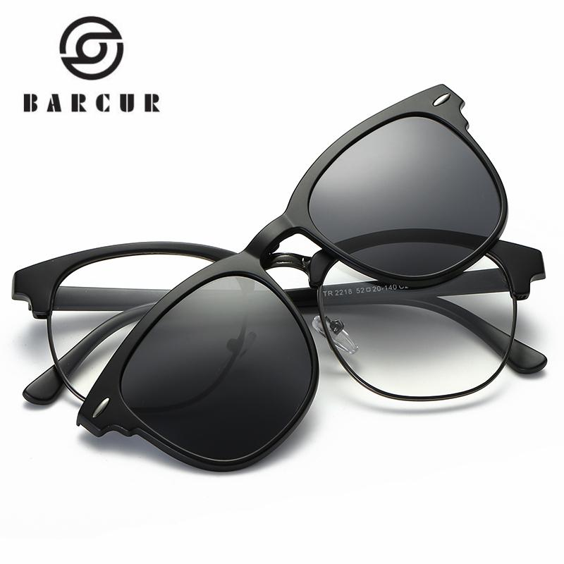 49c7a43ab49 Wholesale 2017 TR90 Sunglasses Clip Magnetic Sunglasses Frame With Clip Sun  Glasses Include Frame Polarized Clip On Sunglass Glass Frames Online  Eyeglasses ...